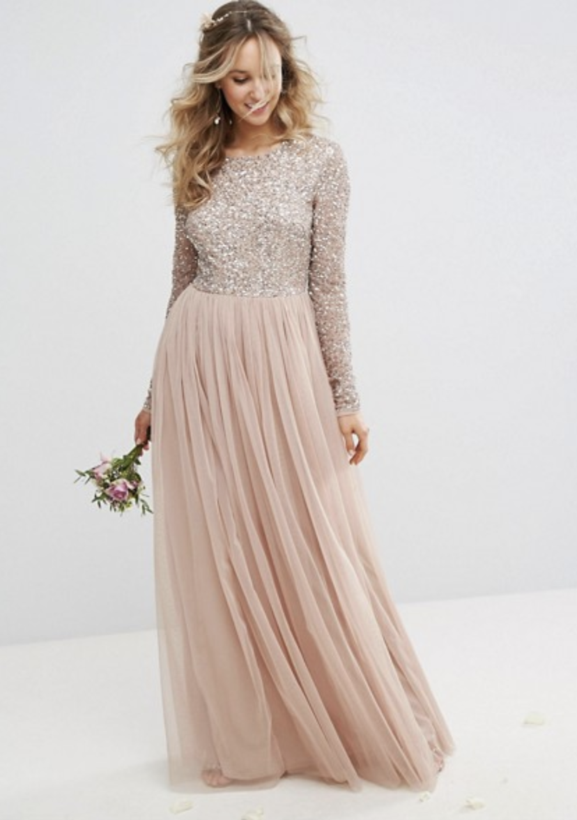 f4c113e4138 21 Beautifully Modest Prom Dresses for 2019