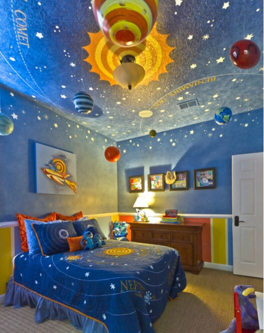 For The Two Gs With Two Beds Or A Spaceship Bunk Bed Dream Home