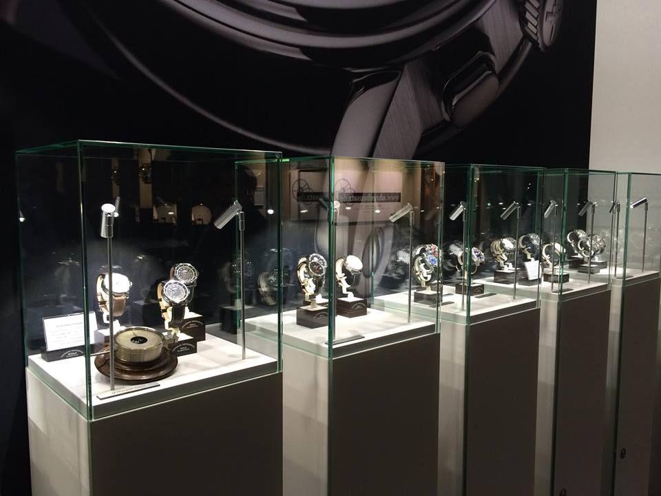 Led Showcase Lighting Cabinet Jewelry