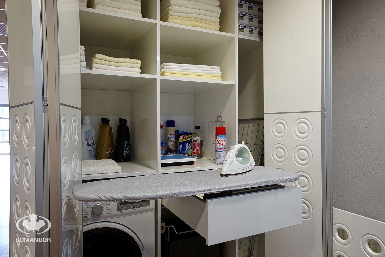 Meble Do łazienki Funkcjonalna Szafa Gospodarcza Salon