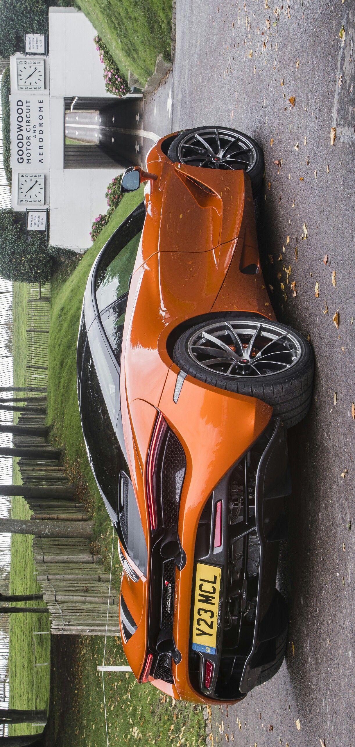 2018 McLaren 720s Super sport cars, Cool sports cars