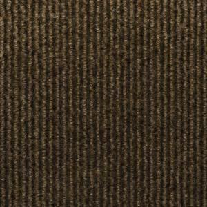Trafficmaster Sisteron Walnut Wide Wale Texture 18 In X 18 In Indoor Outdoor Carpet Tile 10 Tiles Case 7wd9n2610pk The Home Depot Carpet Tiles Outdoor Carpet Indoor Outdoor Carpet
