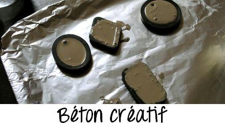 Béton créatif