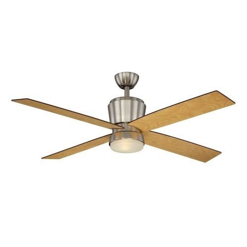 Hampton bay trusseau 52 in brushed nickel ceiling fan ebay hampton bay trusseau 52 in brushed nickel ceiling fan ebay aloadofball