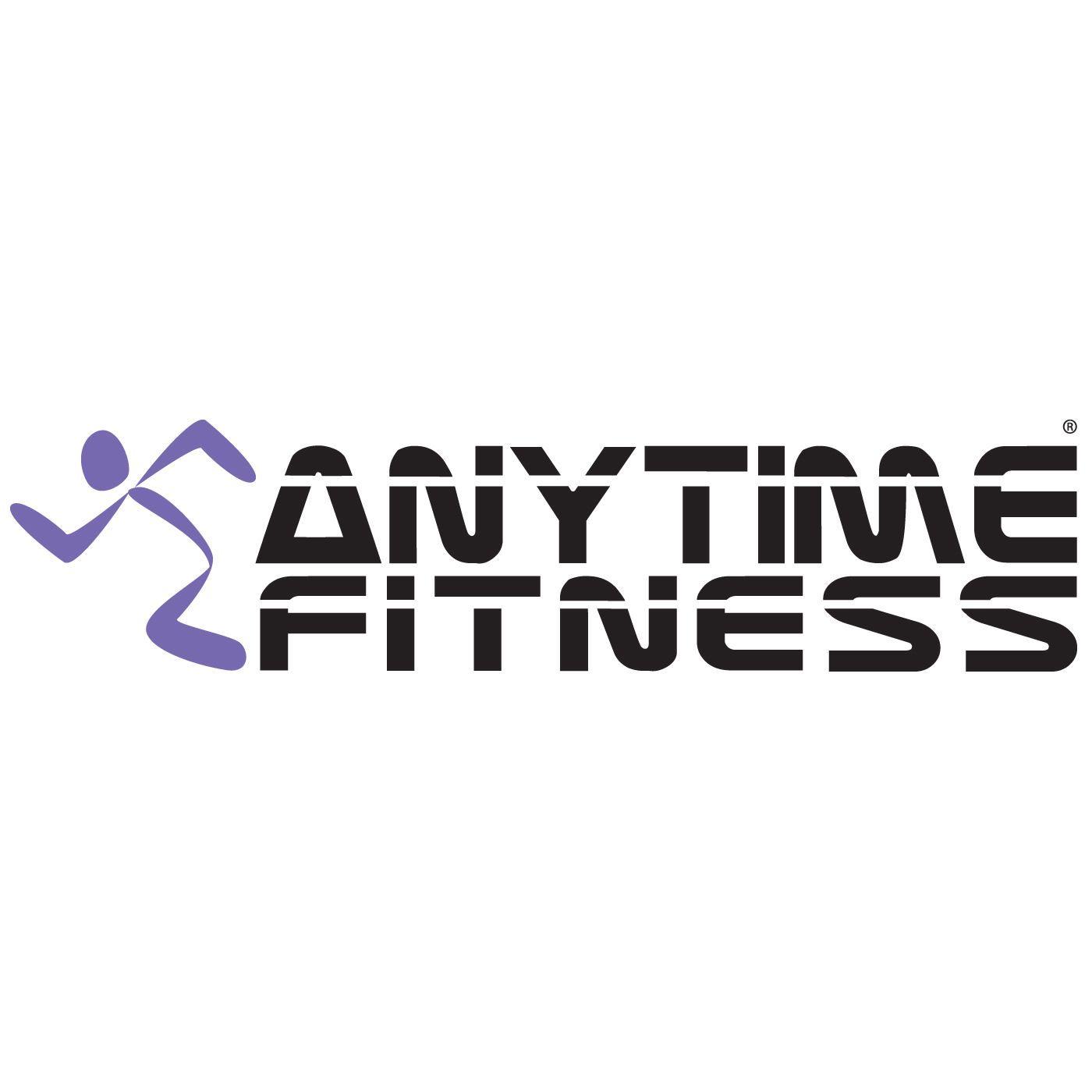 anytimefitness logo fitness exercise club pany