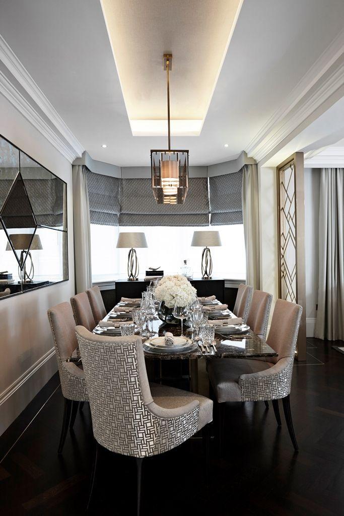 Beautiful Dining Room Elegant Dining Room Apartment Dining Room