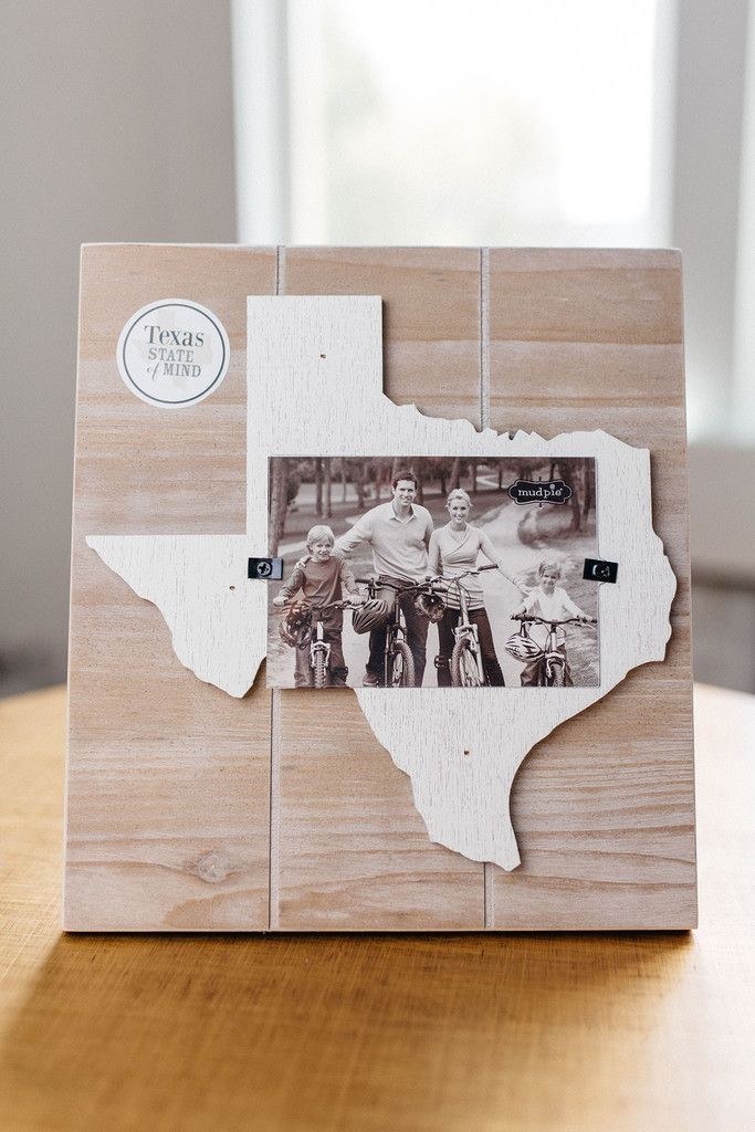 Texas State Picture Frame | Home Comfort | Pinterest