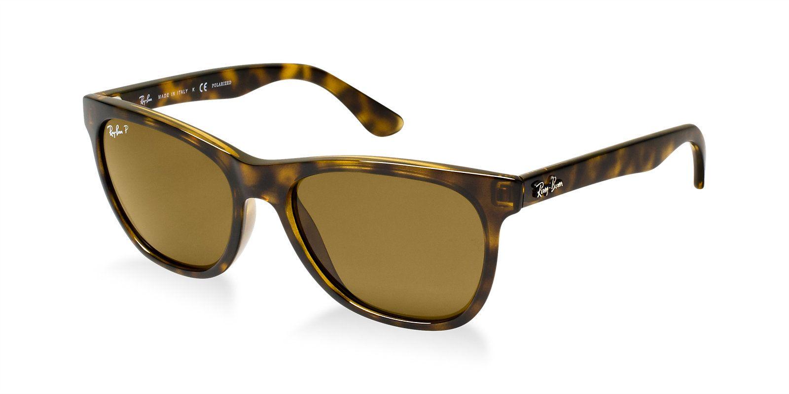 b3e6392c986b Ray-Ban RB4184 Polarized Sunglasses