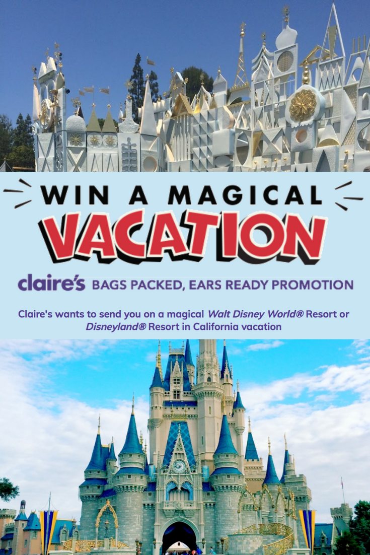 Win Vacation to Disneyland or Walt Disney World * | Current Disney