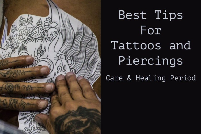 best tips for tattoos and piercing Soap for tattoos
