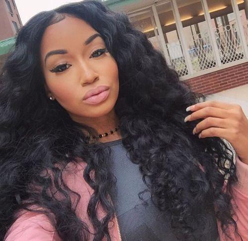 Pin By Maya Williams On Good Hair Hair Styles Wig Hairstyles Hair Waves