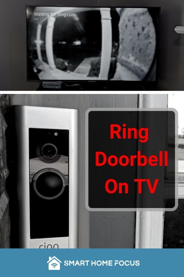 Ring Doorbell on TV in 2020 Ring doorbell, Home focus