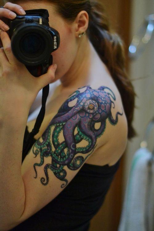 Tatuajes en el hombro para chicas TATTOO vimmgo Pinterest