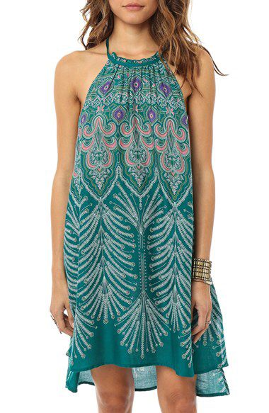 O'Neill O'Neill 'Tamera' Print Dress available at #Nordstrom