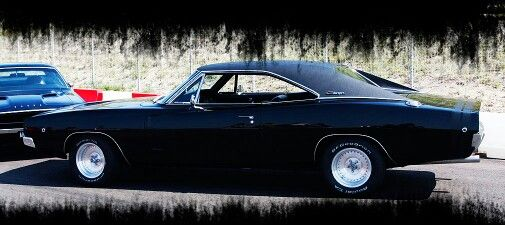 Dodge Charger RT Banner