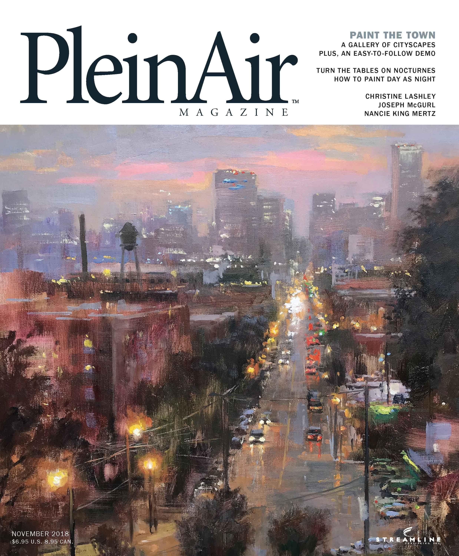 Pin on Plein Air Magazine, Painting Outdoors