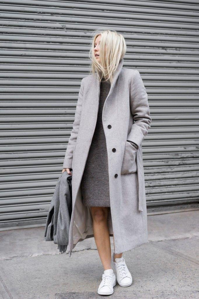 Wintermantel damen trend 2018