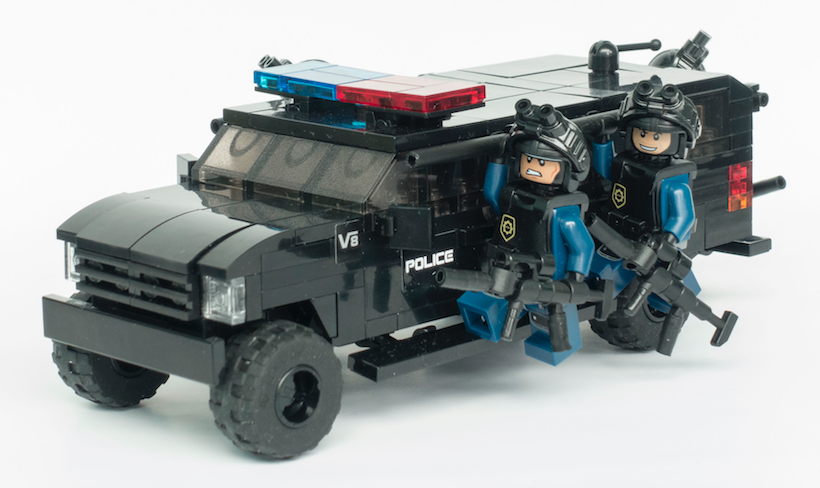 Lego Swat Team Google Search Lego Ideas Lego Guns Lego Police