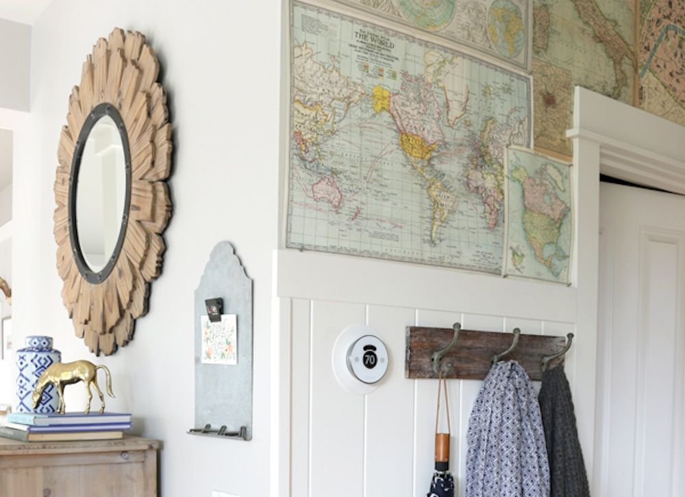 21 Totally Free Ways to Upgrade Your Home   Pinterest   Frugal, Wall ...