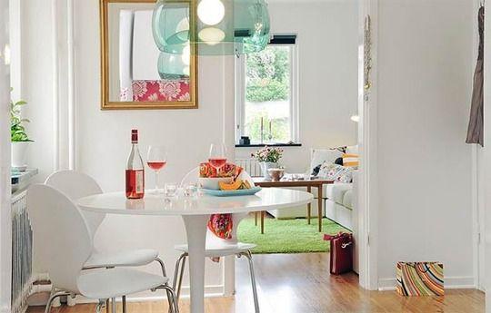 маленькая квартира,квартира в Финляндии,уютная квартира,41.5 квадратных метров,малогабаритная квартира