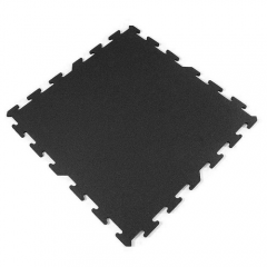 1 4 Inch Rubber Mat Black Rubber Flooring In 2020 Rubber Flooring Rubber Floor Tiles Gym Flooring Rubber