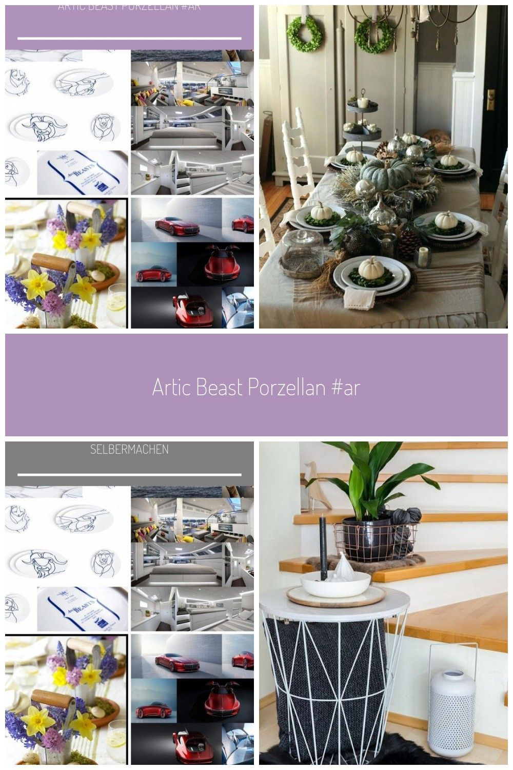 Photo of Artic Beast Porcelain #Artic #Beast #porcelain #dekoration #wohnung