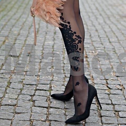 printed sheer tights #pantyhose #sexy #ladies #women #ladyproducts #lush #smooth #fashion #stunning #legs #glamour