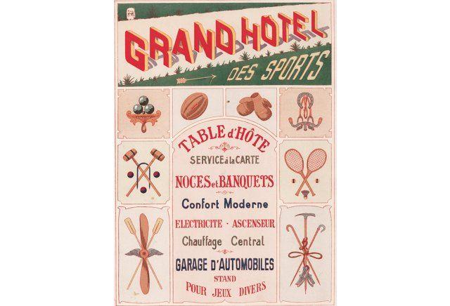 Modèles d'Enseignes et Inscriptions par A. Charayron & Leon Durand, 1899'  -Pl ? Attributs au pochoir