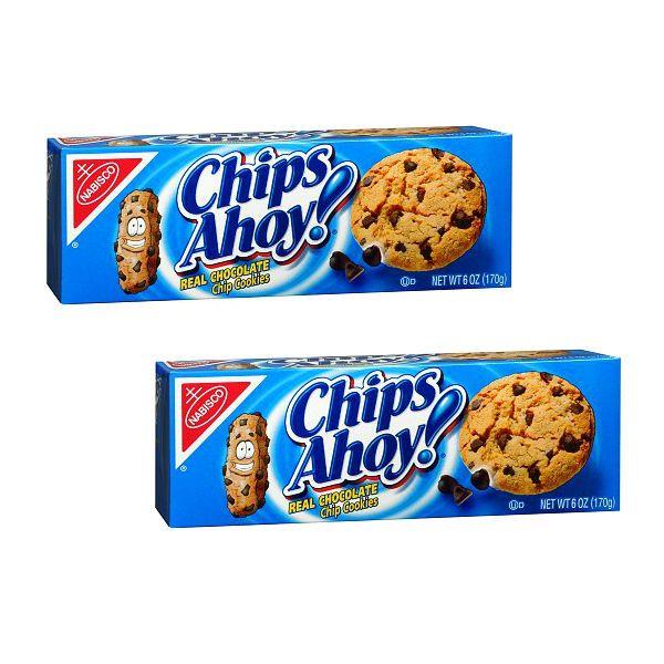 En Walgreens puedes conseguir las Nabisco Chips Ahoy! Cookies a $0.99 en especial hasta el 3/18. Compra (2) y recibes $1.20 devuelta con la ..