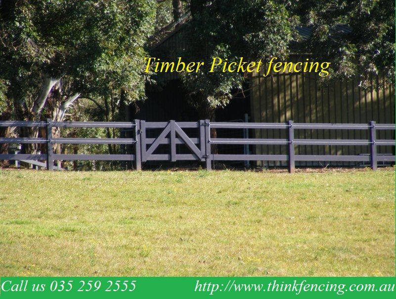 Think Fencing based on Timberline Fencing Supply has been