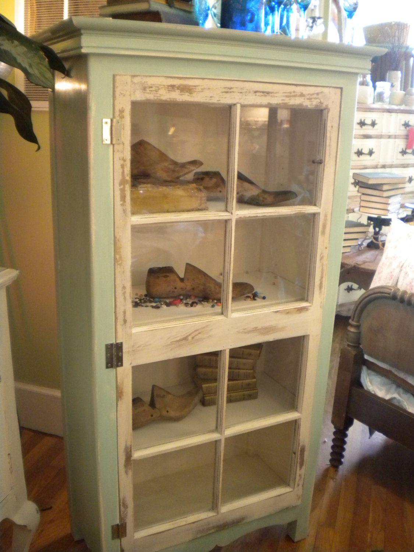 Antique Medicine Cabinet Redo