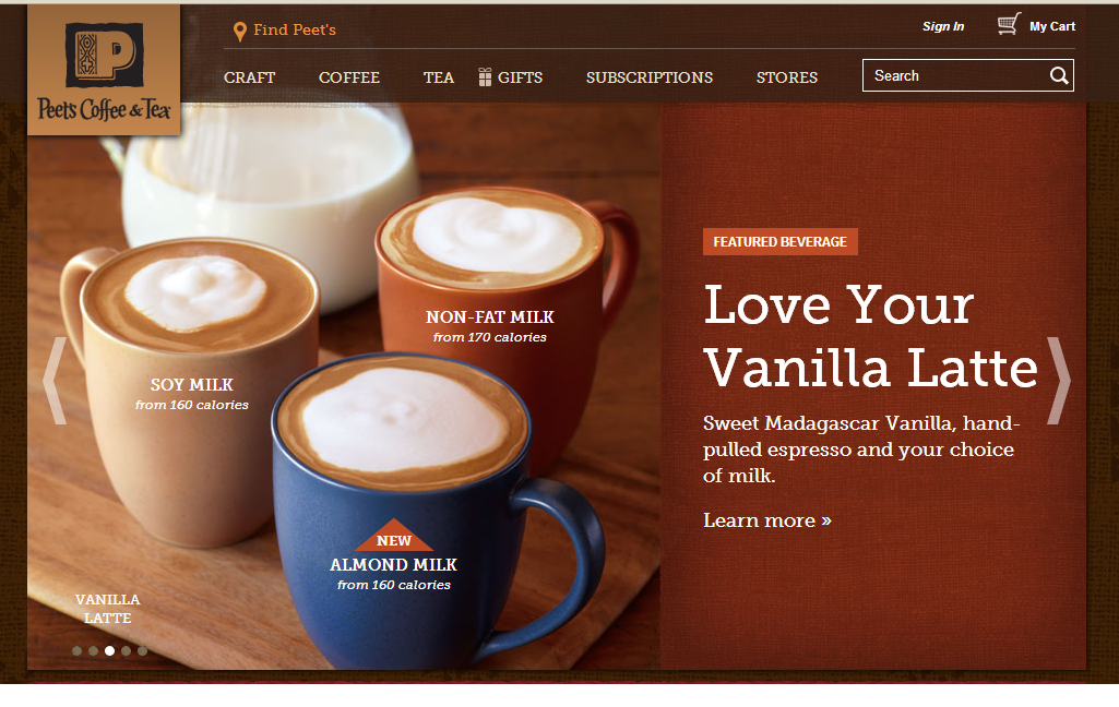 Now Available Almond Milk Coffee Crafts Vanilla Latte Tea Gifts