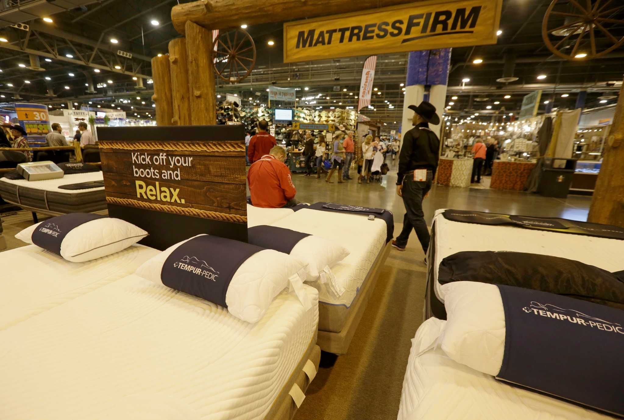 Mattress stores' new frontier: the Rodeo - #frontier #mattress #rodeo #stores - #mattressboxspring