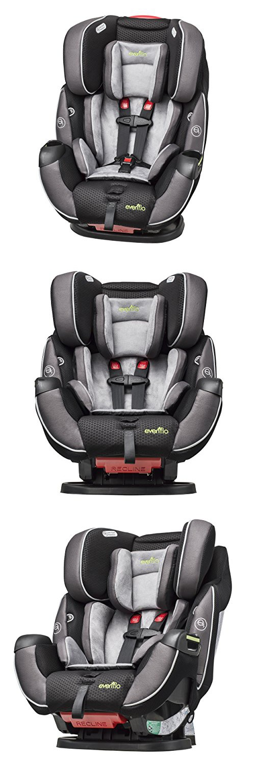 Symphony Elite All-In-One Convertible Car Seat, Paramount