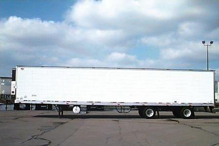 Wabash Trailers | Used Wabash Reefer - Extra Xt Unit Trailer Reefer For Sale in North ...