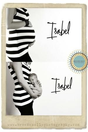 maternity pictures baby in, baby out! by Lovely Sundries