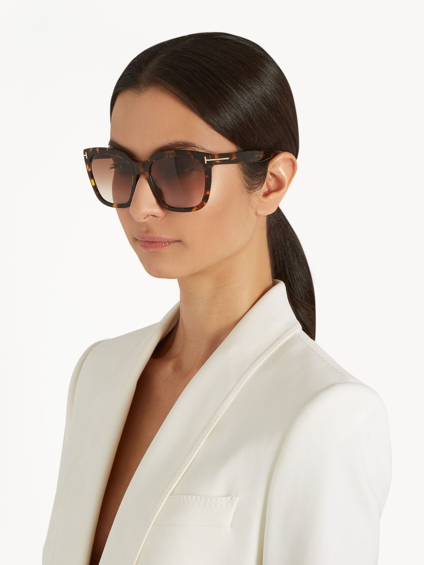 c57947ce49 Click here to buy Tom Ford Eyewear Amarra acetate sunglasses at  MATCHESFASHION.COM