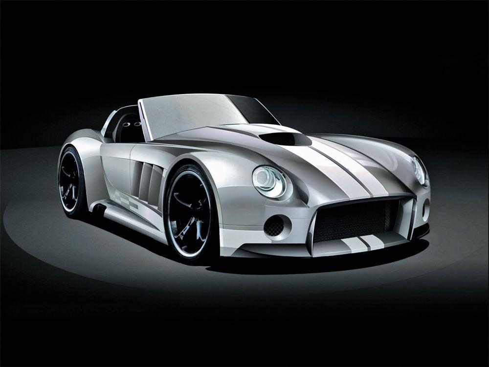 King Cobra Racer X Design Kc427 Concept Cars Bmw Z3