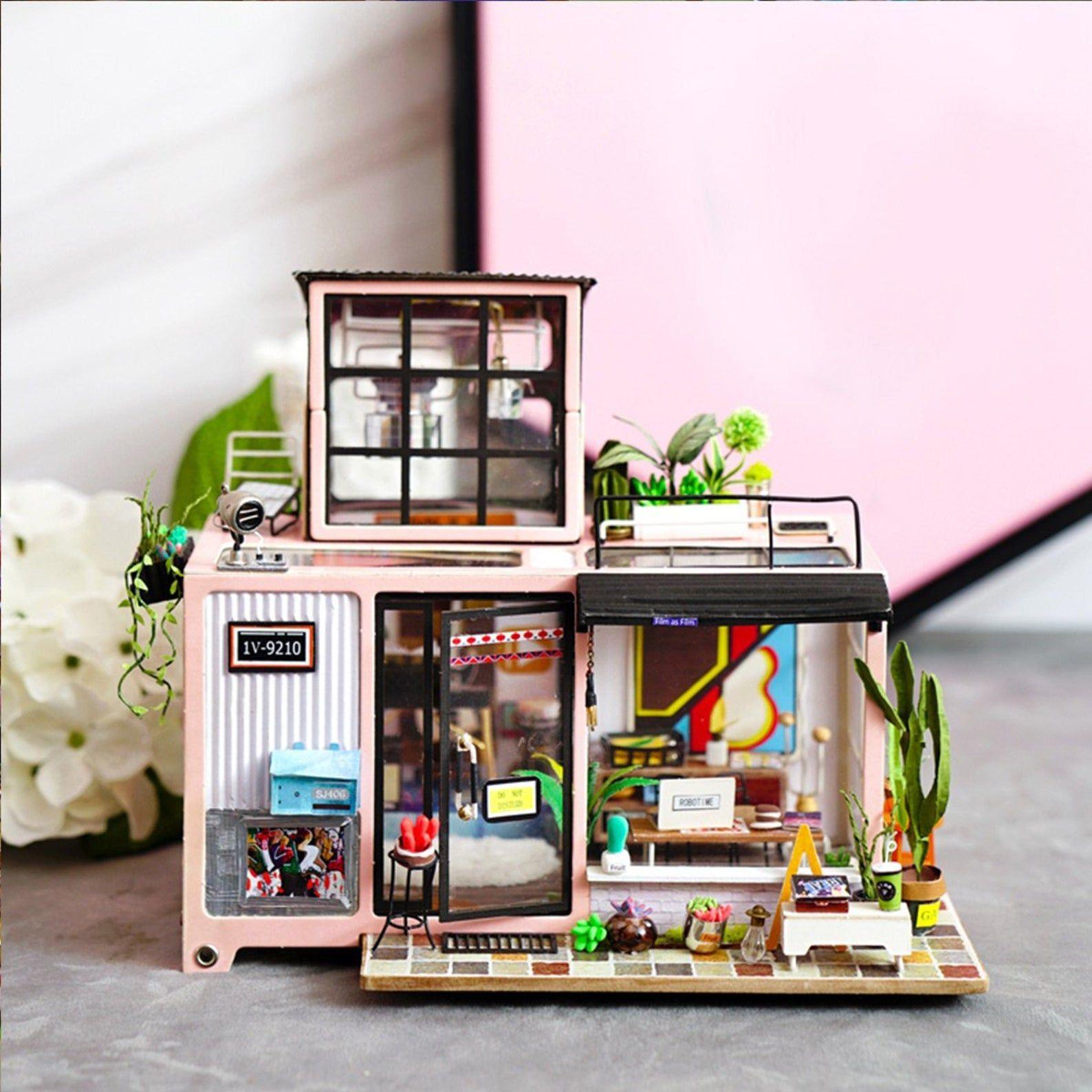 Pin on Dollhouse Ideas