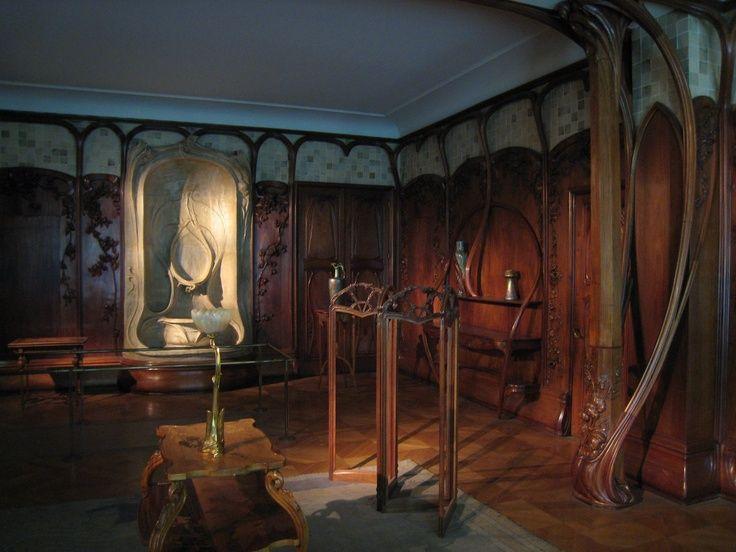 Art Nouveau Bedroom Designs | Art Nouveau design reminds me of the ...