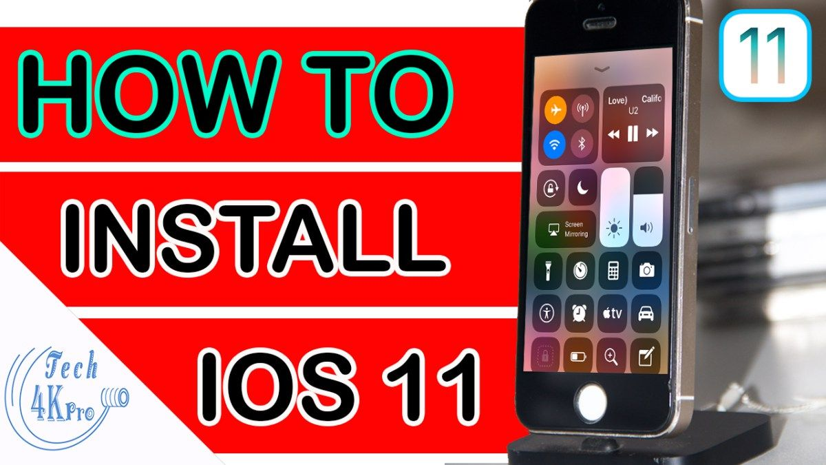 How to Install iOS 11 for FREE no Computer - Direct Links