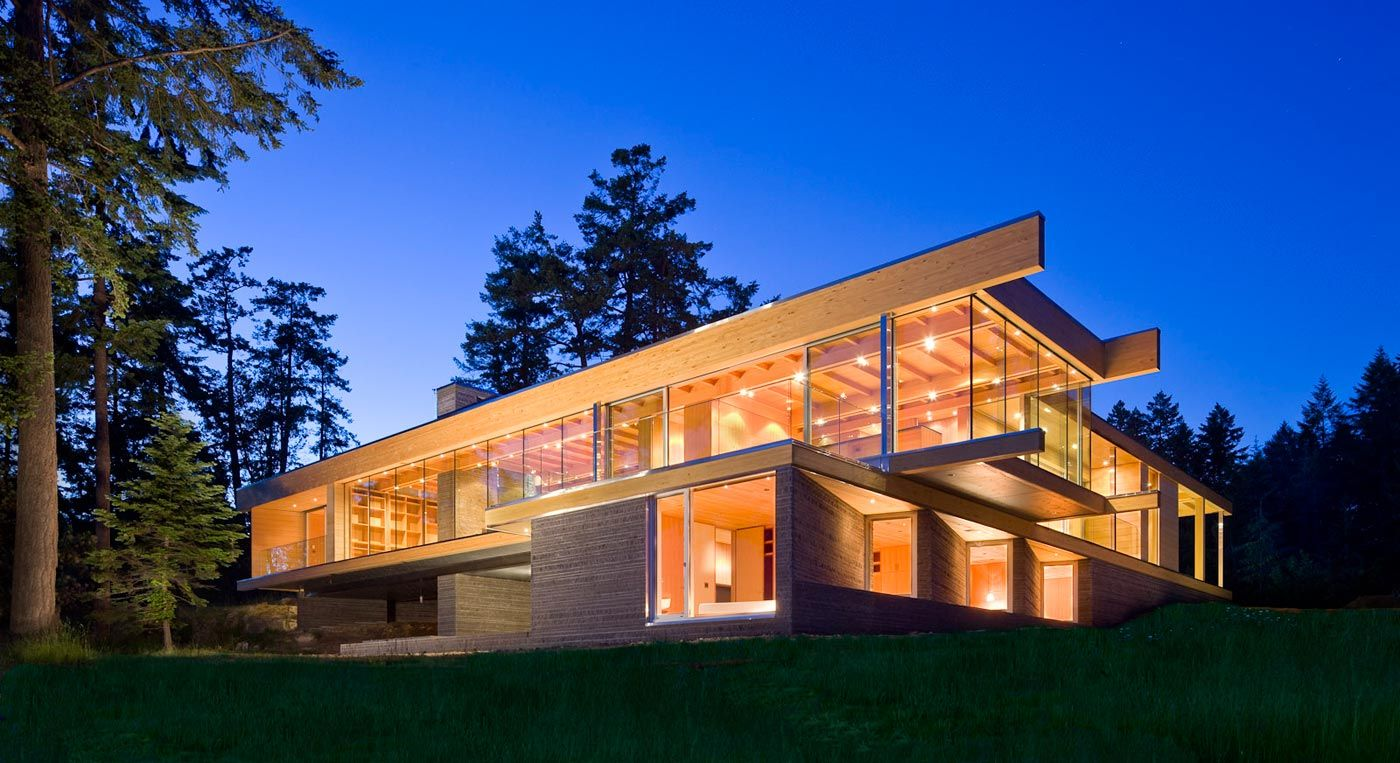 Ruf model home