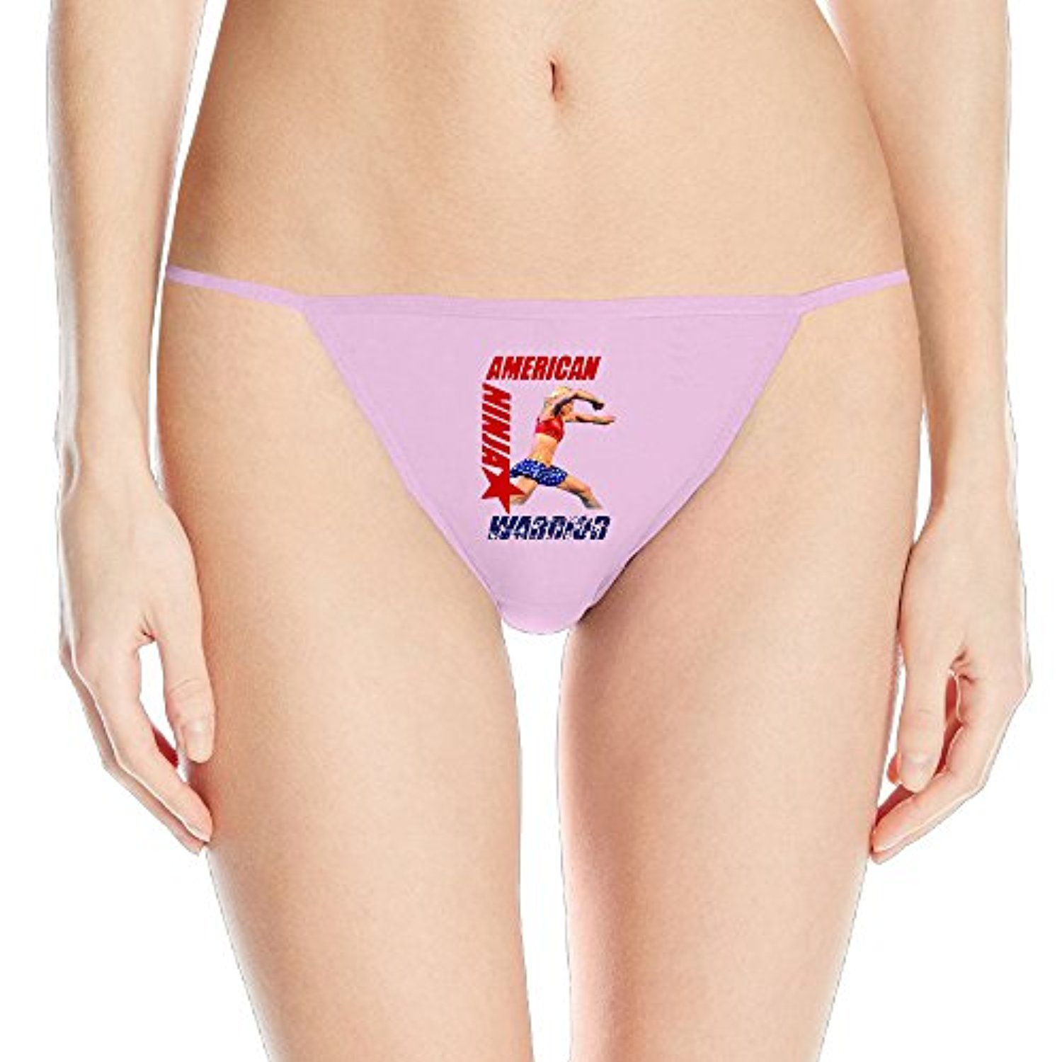 e71b9d157205 Romant 2016 American Ninja Warrior Champion Jessie Graff Sexy Thong Panty  -- Awesome products selected by Anna Churchill