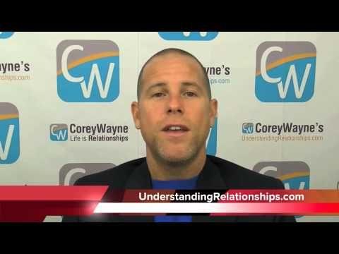 Coach corey wayne ultimatives online-dating-profil