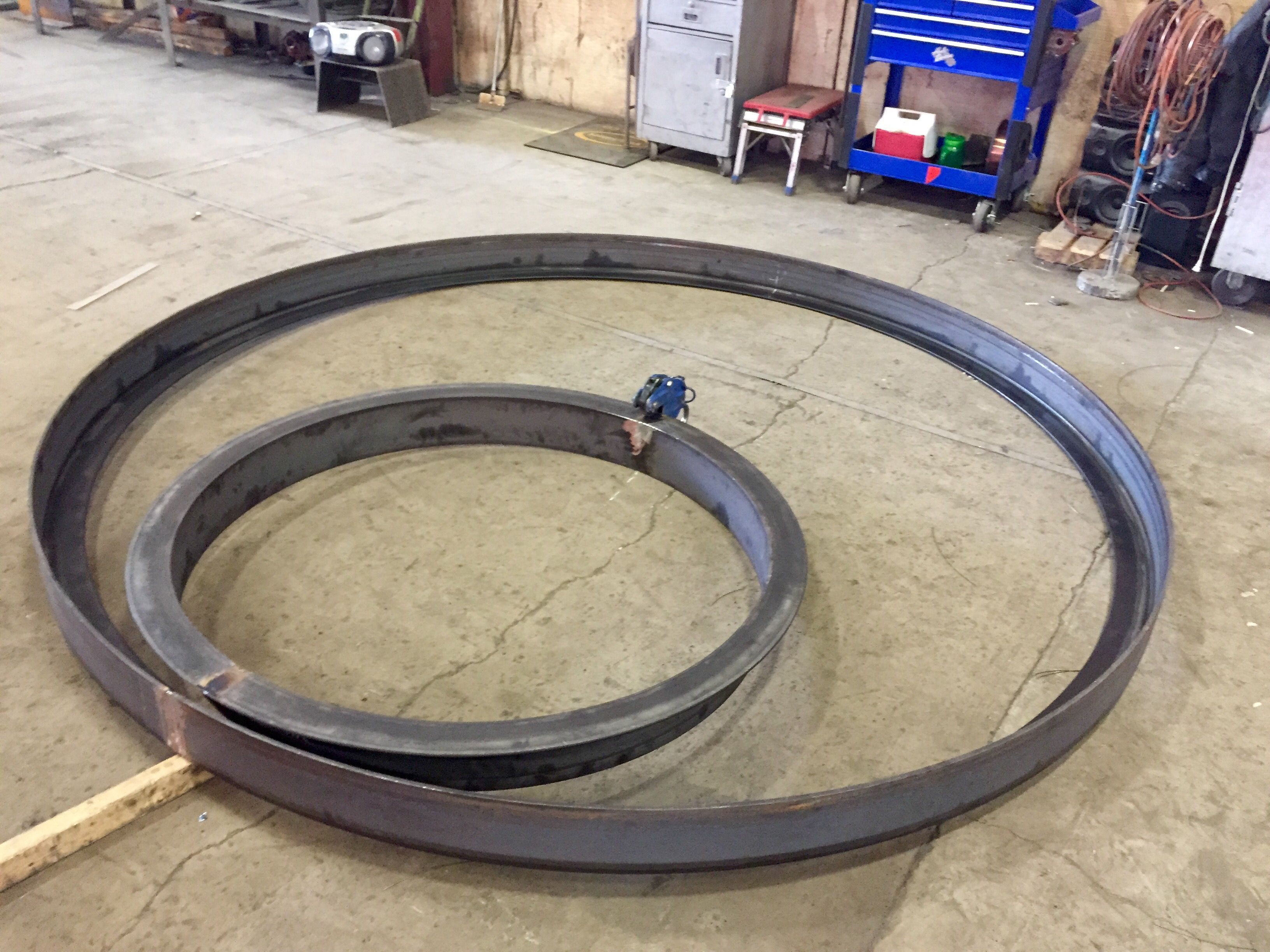 diameter a of page measuring rolling rolled the part blog curve category plate rings chicago steel