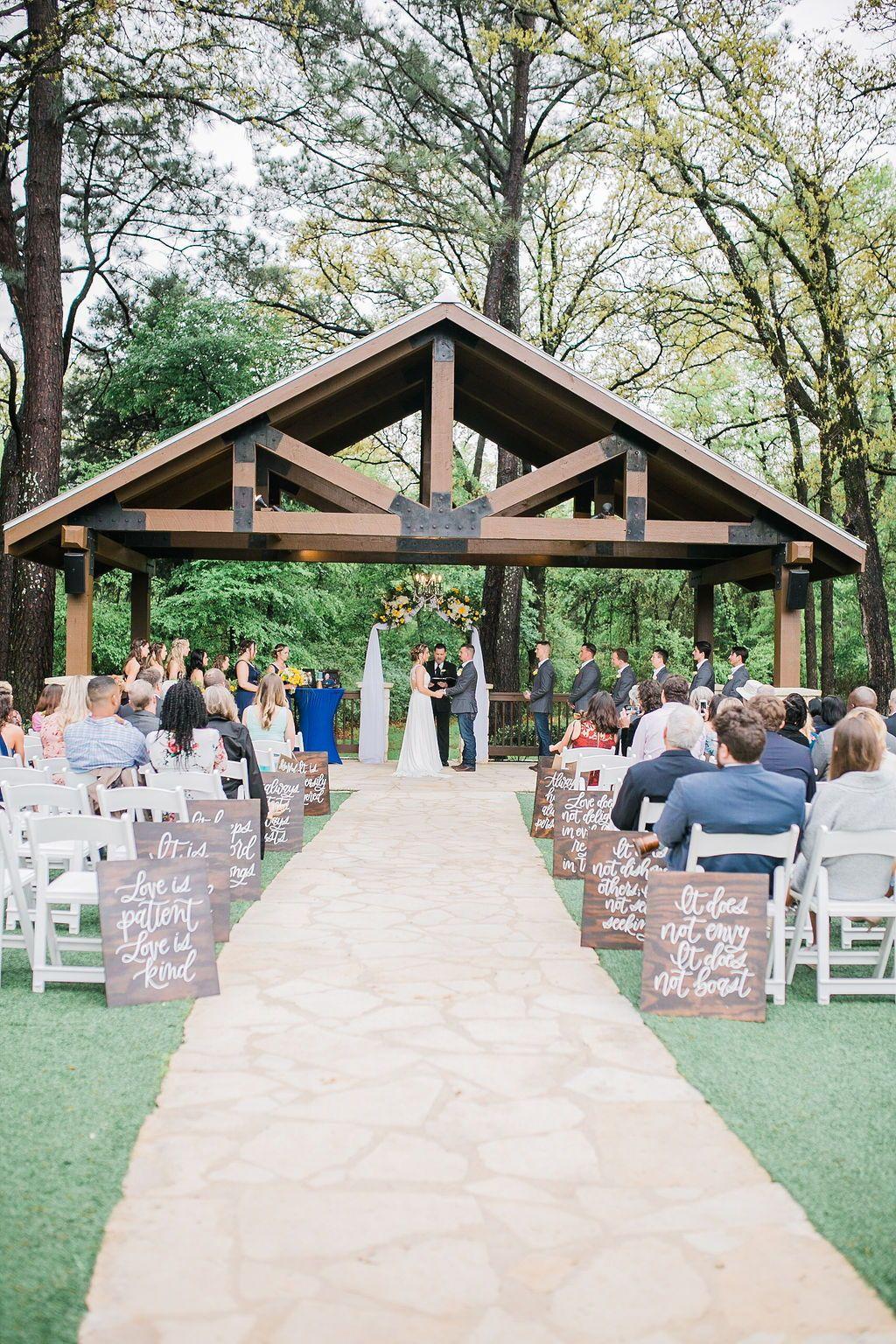Poetry Hall in 2020   Outdoor wedding venues, Rustic ...