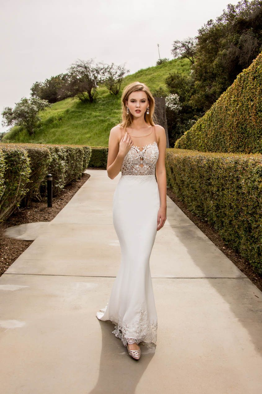Styled Shoot: Lace and Luxe | Enzoani | Junko Wedding Dress | 2017 ...