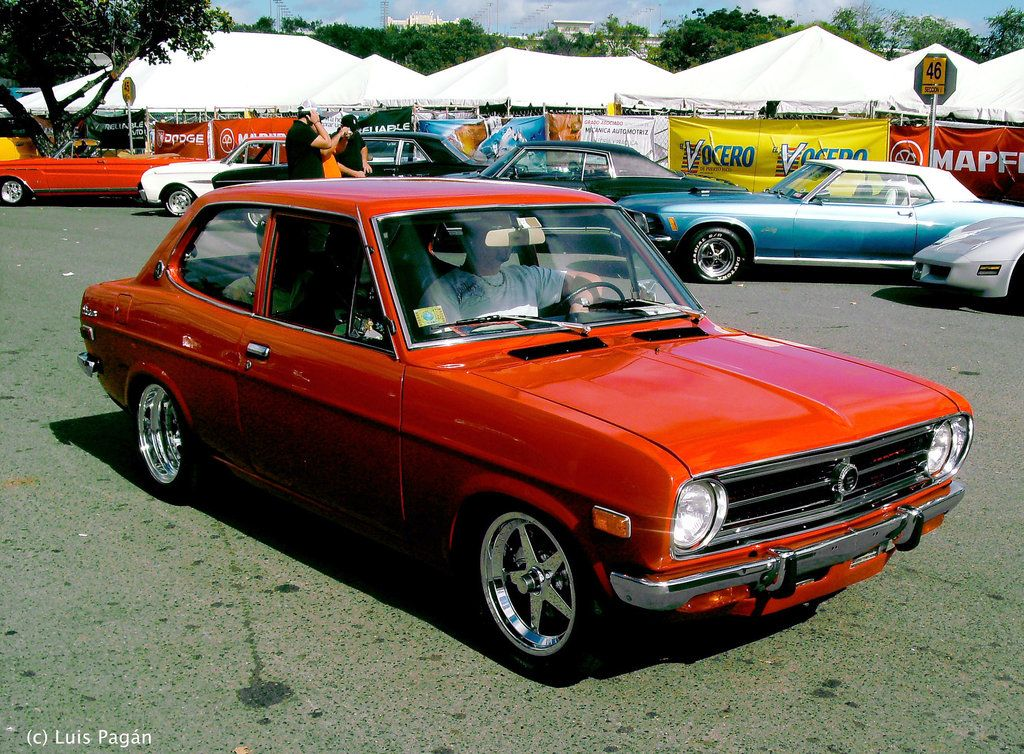datsun 1200 de luxe the garage pinterest cars nissan and japanese cars. Black Bedroom Furniture Sets. Home Design Ideas
