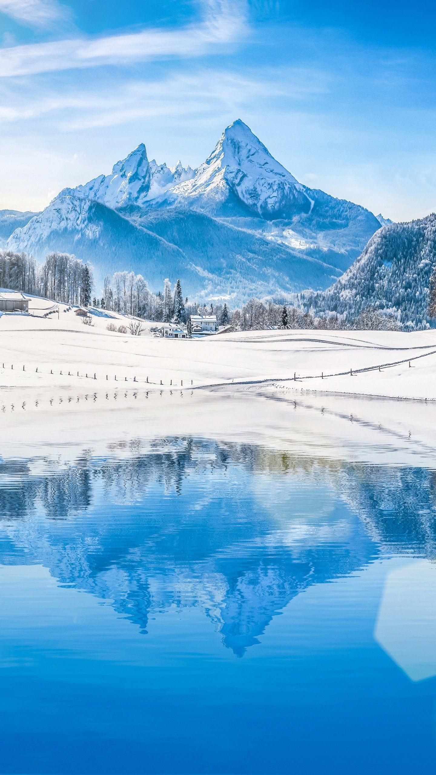 Photography Winter 1440x2560 Mobile Wallpaper In 2021 Winter Landscape Best Iphone Wallpapers Landscape