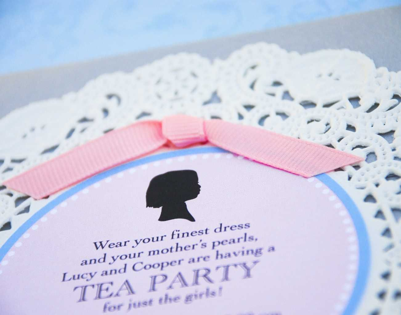 tea party wording ideas - Yahoo! Search Results | party time ...
